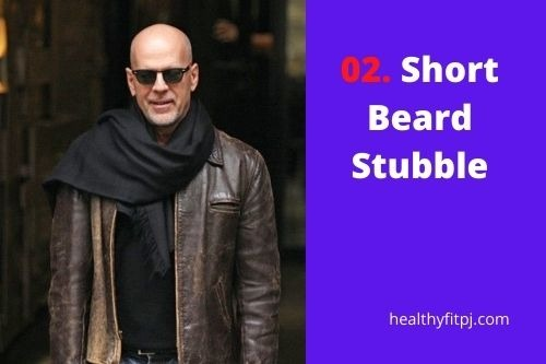 Short Beard Stubble