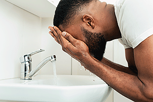 Wash your Beard and Conditioning