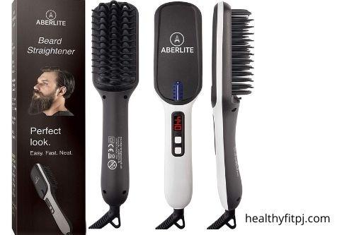 Aberlite Beard Straightener