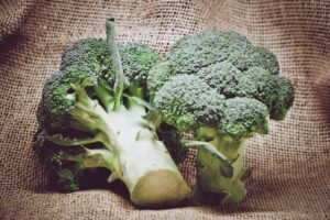 Broccoli will boost your immune system