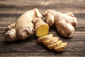 Ginger can boost your immune system