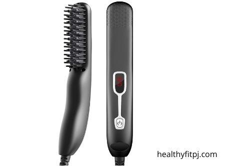 MANNVLO Beard straightener