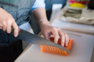 Oily Fish can strengthen your immune system