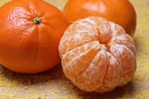 Oranges can build your immune system