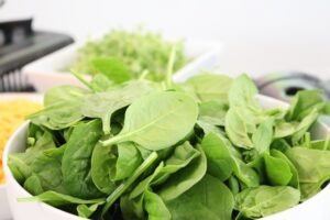 Spinach can strengthen your immune system