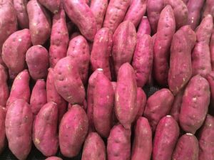 Sweet potatoes can build your immune system