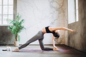 try Yoga to Boost Your Immune System